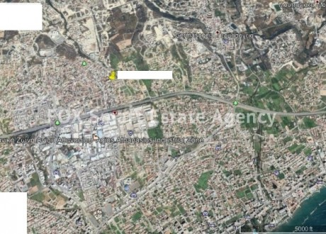 Residential Land  For Sale in Agios Athanasios, Limassol - P-99647
