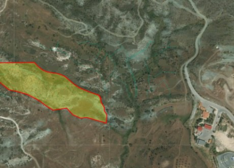 Agricultural Land For Sale in Marathounta, Paphos - L-103667