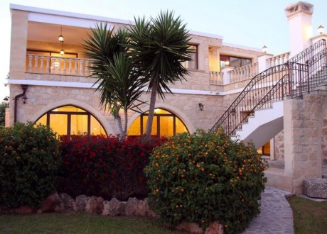 Detached House For Rent in Tremithousa, Paphos - HR-104940