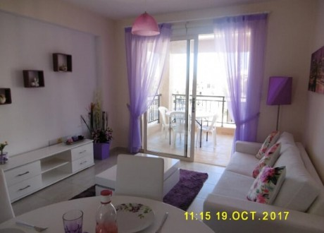 Apartment For Sale in Kato Pafos, Paphos - A-104988