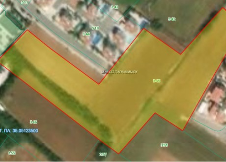 Residential Land  For Sale in Paralimni, Famagusta - L-105069