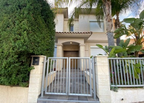 Detached House For Sale in Mouttagiaka, Limassol - H-103001