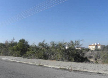 Residential Land  For Sale in Paralimni, Famagusta - L-103496