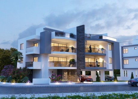 Apartment For Sale in Livadia Larnakas, Larnaca - A-105238