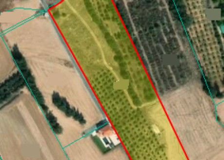 Residential Land  For Sale in Kouklia, Paphos - L-105328
