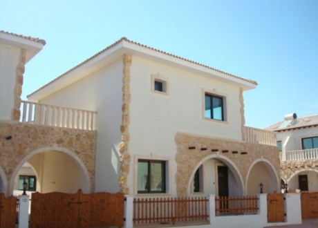 Detached House For Sale in Avgorou, Famagusta - H-65092