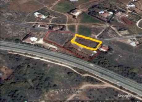 Residential Land  For Sale in Paralimni, Famagusta - L-71036