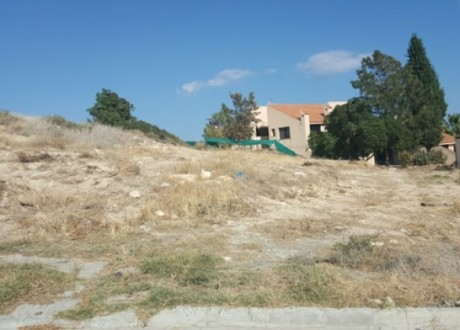 Residential Land  For Sale in Agia Filaxi, Limassol - P-65799