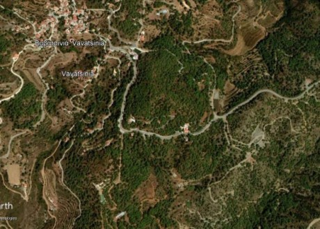 Residential Land  For Sale in Vavatsinia, Larnaca - L-73314
