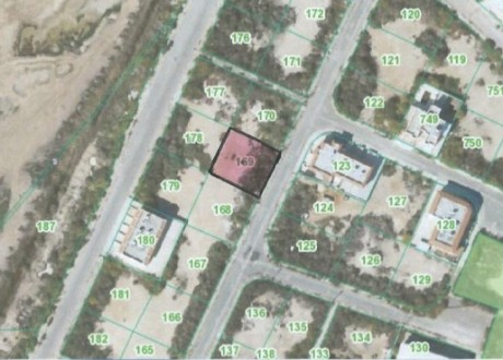 Residential Land  For Sale in Paralimni, Famagusta - P-95681