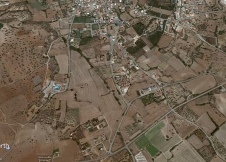 Residential Land  For Sale in Mazotos, Larnaca - P-96690