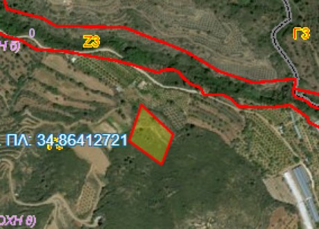 Residential Land  For Sale in Melini, Larnaca - L-96947