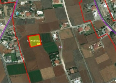 Residential Land  For Sale in Palaiometocho, Nicosia - L-97340