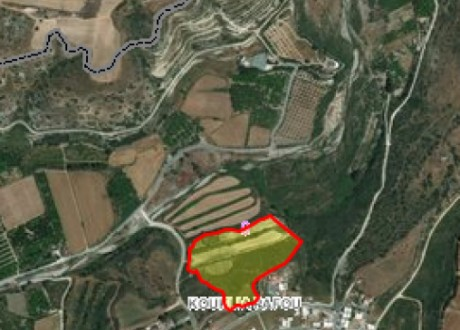 Residential Land  For Sale in Kouklia, Paphos - L-97558