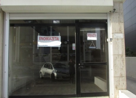 Shop For Rent in Akropolis, Nicosia - SR-98214