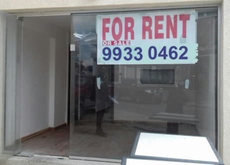 Shop For Rent in Fire Station Area, Larnaca - SR-98459