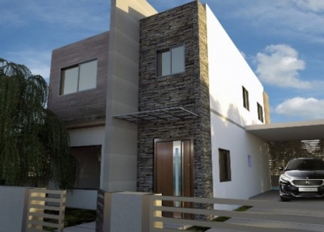 Detached House For Sale in Frenaros, Famagusta - H-98960