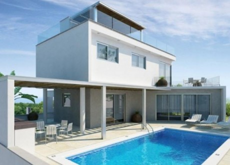 Detached House For Sale in Agia Napa, Famagusta - H-69127