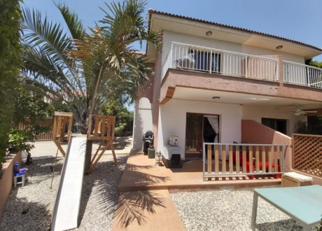 Detached House For Rent in Potamos Germasogeias, Limassol - HR-100842