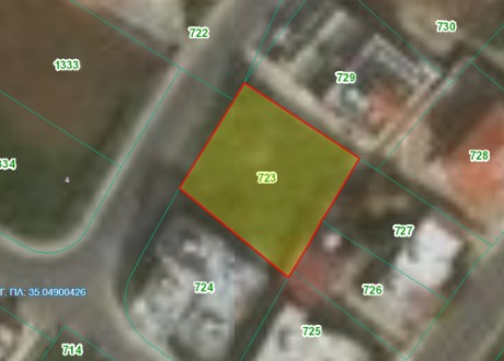 Residential Land  For Sale in Paralimni, Famagusta - P-102560
