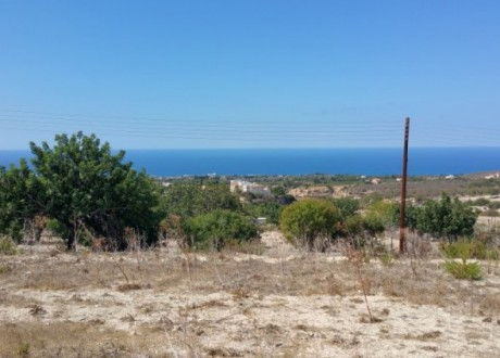 Residential Land  For Sale in Tala, Paphos - P-102842