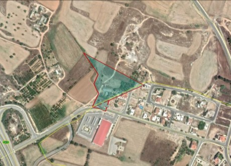 Residential Land  For Sale in Ormideia, Famagusta - L-104823