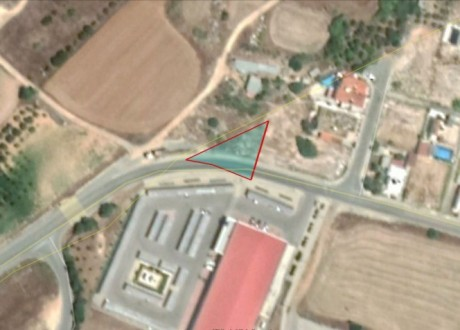 Residential Land  For Sale in Ormideia, Famagusta - P-104824