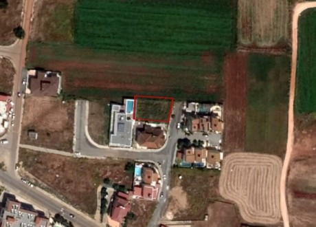 Residential Land  For Sale in Liopetri, Famagusta - P-105279