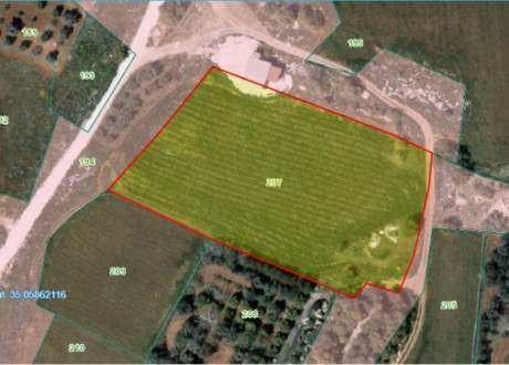 Agricultural Land For Sale in Frenaros, Famagusta - L-105612