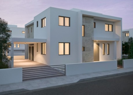 Detached House For Sale in Protaras, Famagusta - H-105655