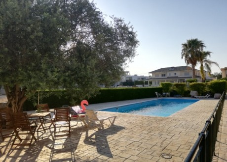 Detached House For Rent in Potamos Germasogeias, Limassol - HR-105837