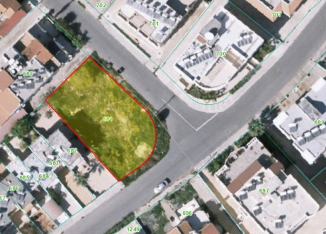 Residential Land  For Sale in Paralimni, Famagusta - P-106490