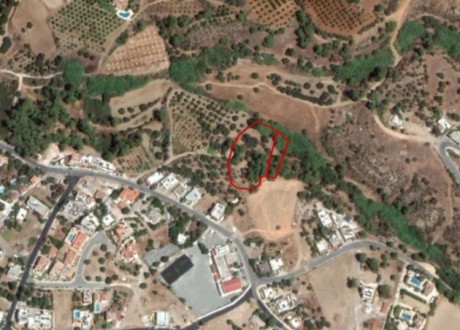 Residential Land  For Sale in Argaka, Paphos - P-108066