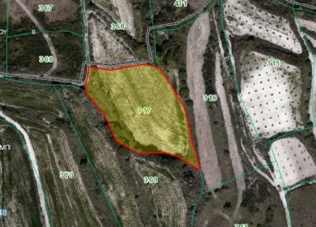Agricultural Land For Sale in Stroumbi, Paphos - L-108117