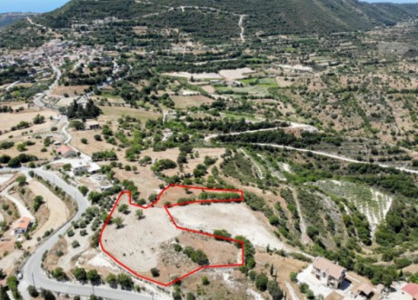 Residential Land  For Sale in Dora, Limassol - L-108176