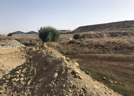 Industrial Land For Sale in Panagia Evangelistria, Nicosia - L-108241