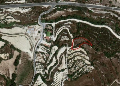 Agricultural Land For Sale in Tsada, Paphos - L-108468