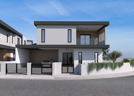 Detached House For Sale in Agios Athanasios, Limassol - H-108647