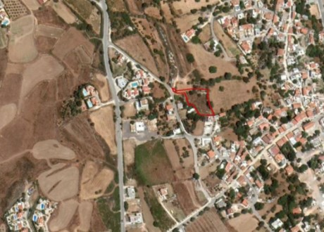 Residential Land  For Sale in Kathikas, Paphos - P-108788