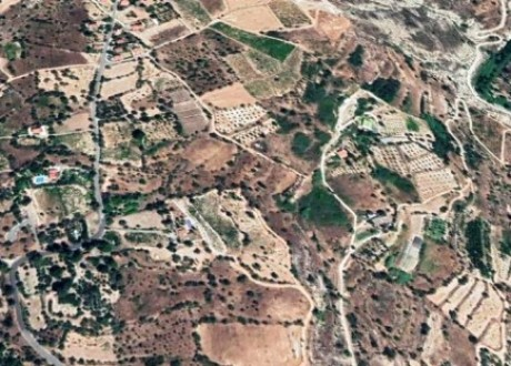 Agricultural Land For Sale in Silikou, Limassol - L-108860
