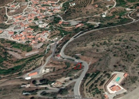 Residential Land  For Sale in Agioi Vavatsinias, Larnaca - P-109304