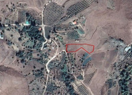 Agricultural Land For Sale in Kannaviou, Paphos - L-109681