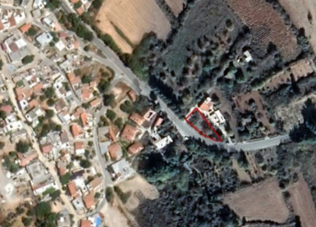 Residential Land  For Sale in Kathikas, Paphos - P-109737