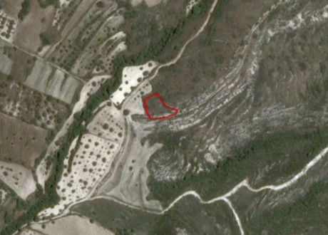 Agricultural Land For Sale in Kritou Tera, Paphos - L-109797