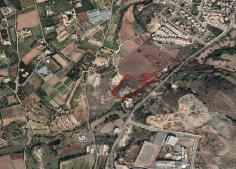 Agricultural Land For Sale in Tala, Paphos - L-109813