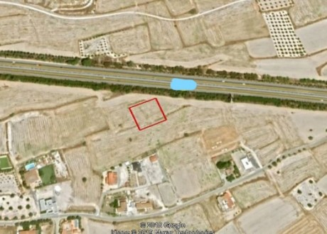 Residential Land  For Sale in Alampra, Nicosia - L-102174