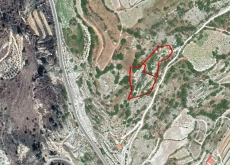 Agricultural Land For Sale in Galataria, Paphos - L-110253