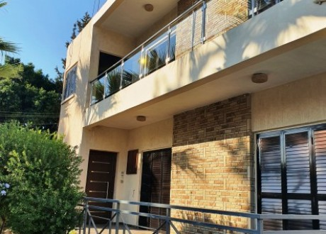 Detached House For Rent in Potamos Germasogeias, Limassol - HR-105902