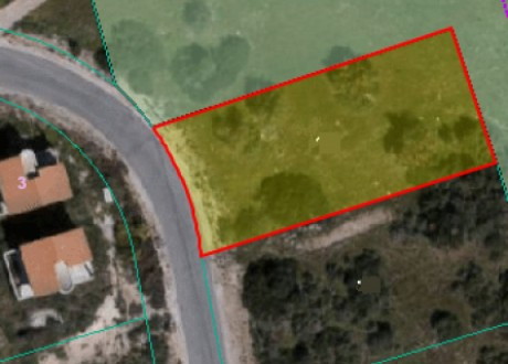 Residential Land  For Sale in Secret Valley, Paphos - P-110400