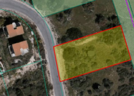 Residential Land  For Sale in Secret Valley, Paphos - P-110408